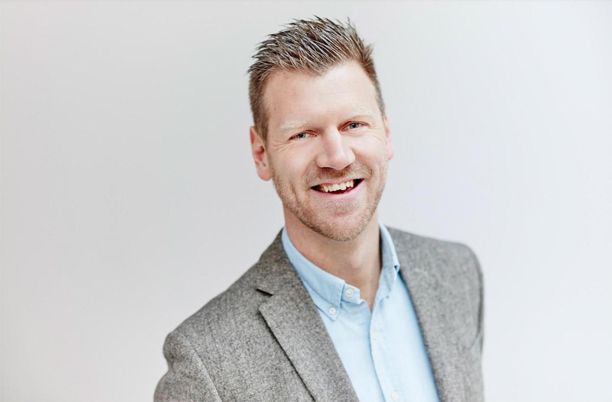 Erik Reuthammar försäljningschef Allevi